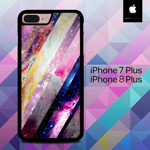 Galaxy art2 O3223 hoesjes iPhone 7 Plus , iPhone 8 Plus