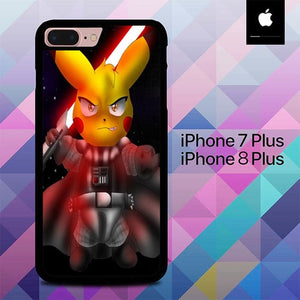 Pokemon Star Wars O3300 hoesjes iPhone 7 Plus , iPhone 8 Plus