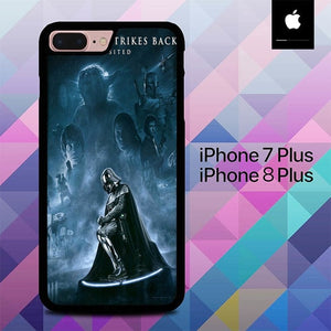 Star Wars Episode VII 2015 O3303 hoesjes iPhone 7 Plus , iPhone 8 Plus