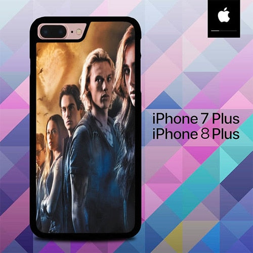 The Mortal Instruments City of Bones O3318 hoesjes iPhone 7 Plus , iPhone 8 Plus