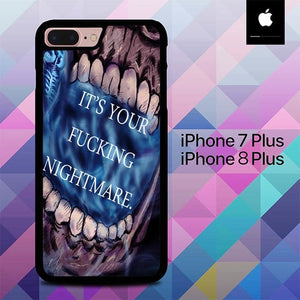 Avenged Sevenfold O3382 hoesjes iPhone 7 Plus , iPhone 8 Plus
