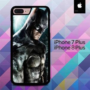 Batman Marvel Hero O3397 hoesjes iPhone 7 Plus , iPhone 8 Plus