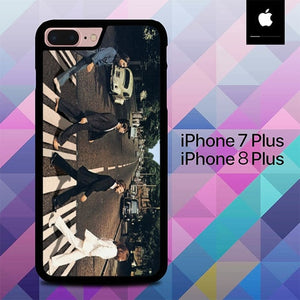 The Beatles Abbey Roads O3461 hoesjes iPhone 7 Plus , iPhone 8 Plus