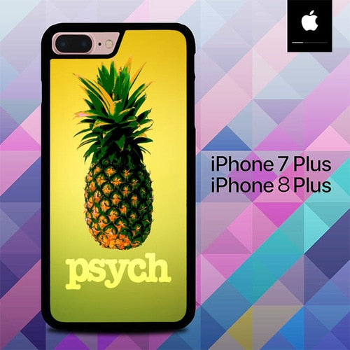 Psych Fruits 2 O3475 hoesjes iPhone 7 Plus , iPhone 8 Plus
