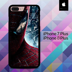 Spiderman O3480 hoesjes iPhone 7 Plus , iPhone 8 Plus