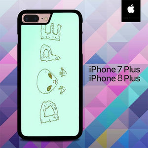Alien Dope O3507 hoesjes iPhone 7 Plus , iPhone 8 Plus
