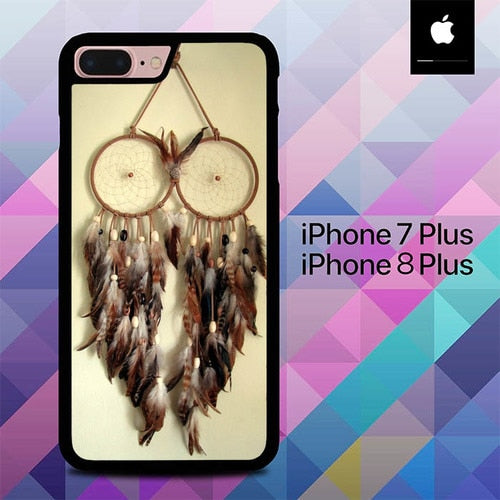 Owl Dream Catcher O3509 hoesjes iPhone 7 Plus , iPhone 8 Plus