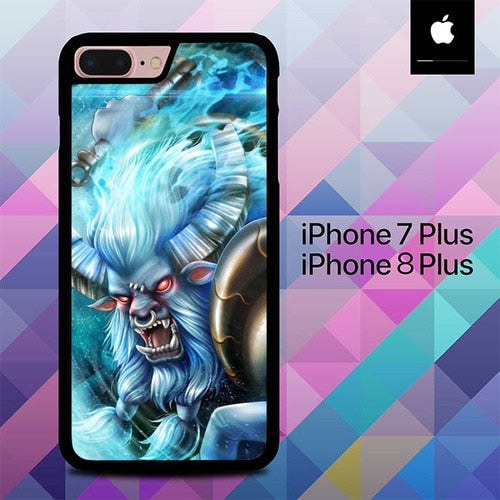 Spirit Breaker Dota 2 O6556 hoesjes iPhone 7 Plus , iPhone 8 Plus