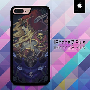 Blizzard World of Warcraft O6557 hoesjes iPhone 7 Plus , iPhone 8 Plus