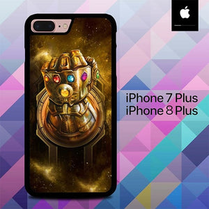 Infinity Way Thanos Gauntlet O7107 hoesjes iPhone 7 Plus , iPhone 8 Plus