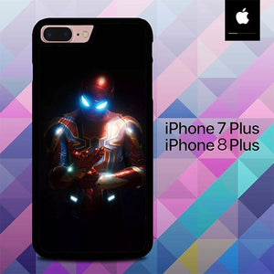 Amoled Venom Spiderman O7231 hoesjes iPhone 7 Plus , iPhone 8 Plus
