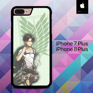 AOT Levi O7274 hoesjes iPhone 7 Plus , iPhone 8 Plus