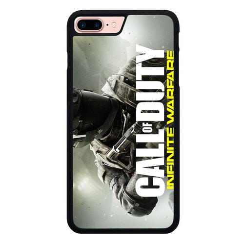 Call of Duty Infinite Warfare O7324 hoesjes iPhone 7 Plus , iPhone 8 Plus