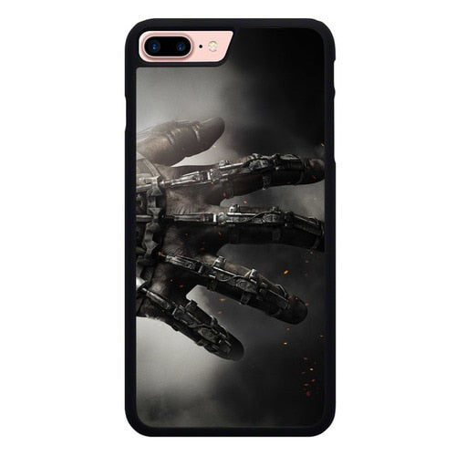 Hand Soldier Call of Duty O7329 hoesjes iPhone 7 Plus , iPhone 8 Plus