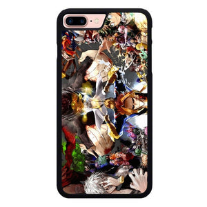 Boku No Hero Academia O7331 hoesjes iPhone 7 Plus , iPhone 8 Plus