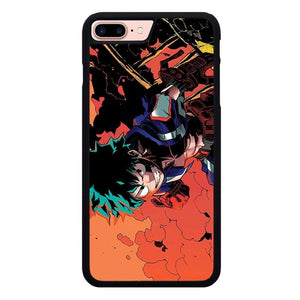 Deku Boku No Hero O7333 hoesjes iPhone 7 Plus , iPhone 8 Plus