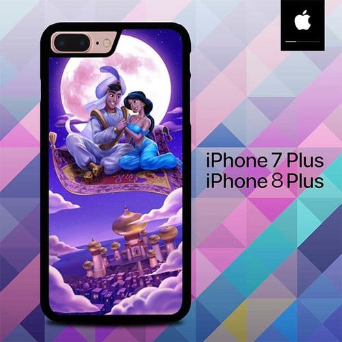 A Whole New World Aladin O7342 hoesjes iPhone 7 Plus , iPhone 8 Plus