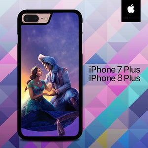 Aladdin Movie O7343 hoesjes iPhone 7 Plus , iPhone 8 Plus