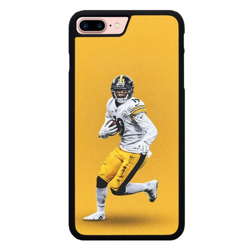JuJu Smith-Schuster O7363 hoesjes iPhone 7 Plus , iPhone 8 Plus