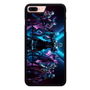 Fortnite Season X O7411 hoesjes iPhone 7 Plus , iPhone 8 Plus