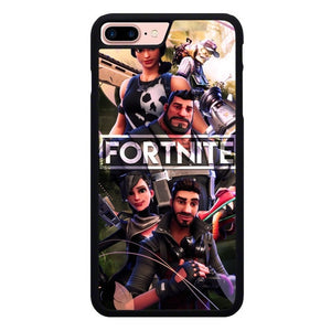 Fortnite Season 8 O7414 hoesjes iPhone 7 Plus , iPhone 8 Plus
