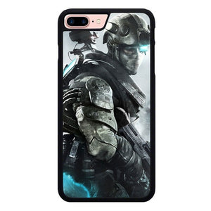 Ghost Recon Future Soldier O7416 hoesjes iPhone 7 Plus , iPhone 8 Plus
