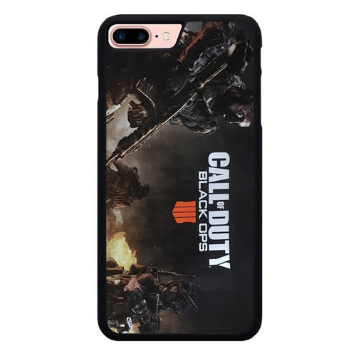 Call of Duty Black Ops 4 O7417 hoesjes iPhone 7 Plus , iPhone 8 Plus