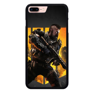 Call Of Duty Black Ops 4 O7423 hoesjes iPhone 7 Plus , iPhone 8 Plus