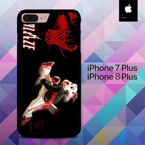 Blaze the Trail Cat O7436 hoesjes iPhone 7 Plus , iPhone 8 Plus