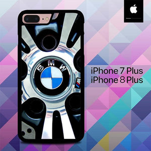 bmw logo O7438 hoesjes iPhone 7 Plus , iPhone 8 Plus