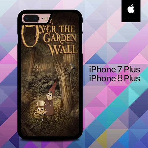 Over The Garden Wall O7449 hoesjes iPhone 7 Plus , iPhone 8 Plus