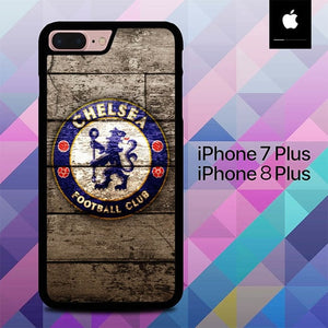 chelsea FC O7468 hoesjes iPhone 7 Plus , iPhone 8 Plus