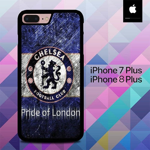 Chelsea Pride of London O7471 hoesjes iPhone 7 Plus , iPhone 8 Plus