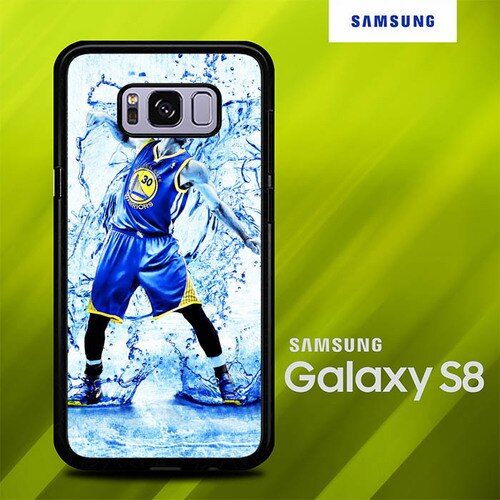 Stephen Curry Water O7536 Samsung Galaxy S8 hoesjes