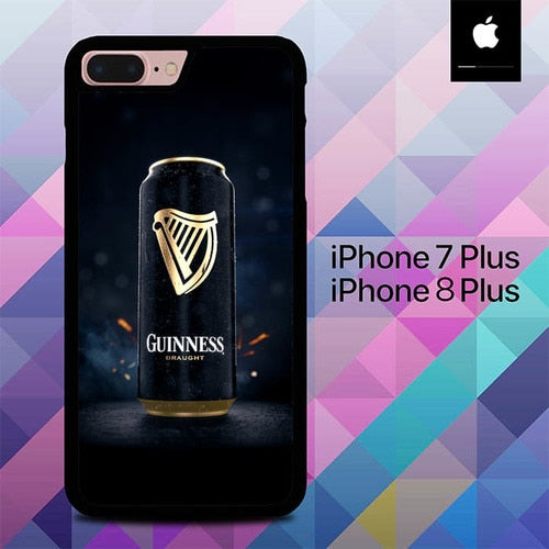 Guinness O7577 hoesjes iPhone 7 Plus , iPhone 8 Plus
