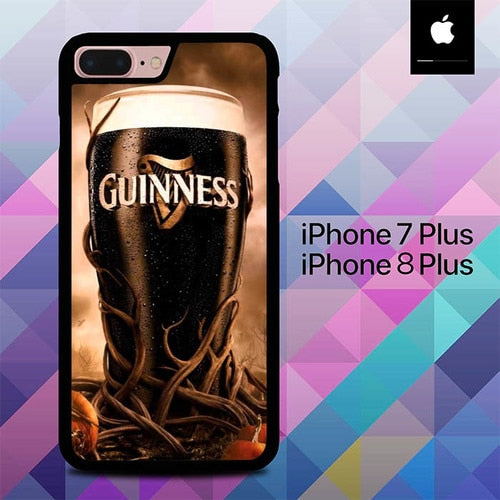 Guinness O7578 hoesjes iPhone 7 Plus , iPhone 8 Plus