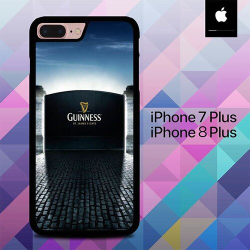 Guinness Wallpaper O7579 hoesjes iPhone 7 Plus , iPhone 8 Plus
