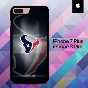 Houston Texans NFL  O7603 hoesjes iPhone 7 Plus , iPhone 8 Plus