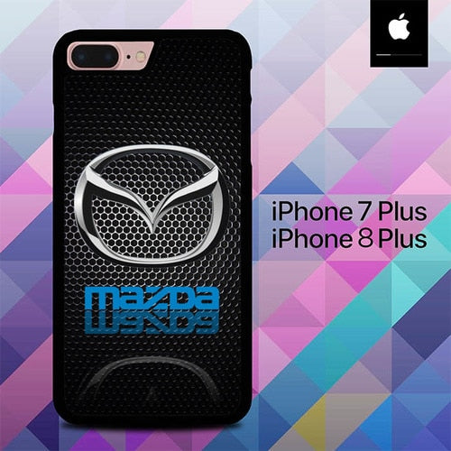 Mazda Motor Corporation O7697 hoesjes iPhone 7 Plus , iPhone 8 Plus