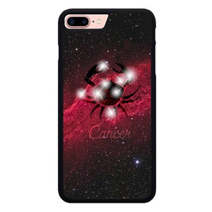 Cancer Zodiac O7921 hoesjes iPhone 7 Plus , iPhone 8 Plus