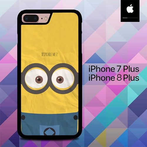 Despicable Me 2 O0387 hoesjes iPhone 7 Plus , iPhone 8 Plus