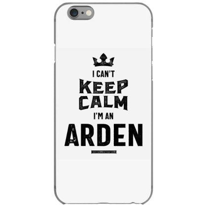 arden personalized name birthday gift iphone 6 6s hoesjes