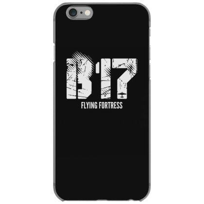b 17 flying fortress bomber distressed us flag iphone 6 6s hoesjes