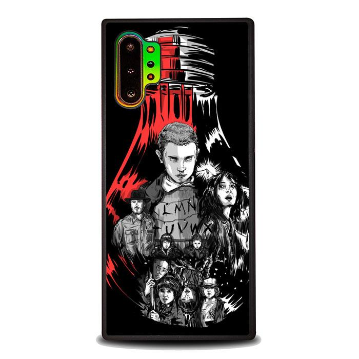 coque custodia cover fundas hoesjes j3 J5 J6 s20 s10 s9 s8 s7 s6 s5 plus edge B36982 STRANGER THING NEON B0142 Samsung Galaxy Note 10 Plus Case