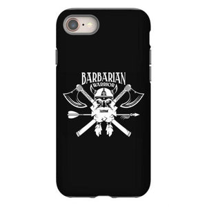 barbarian warrior iphone 8 hoesjes