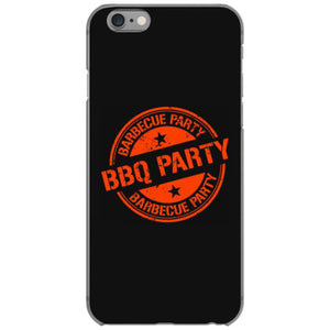 bbq party iphone 6 6s hoesjes