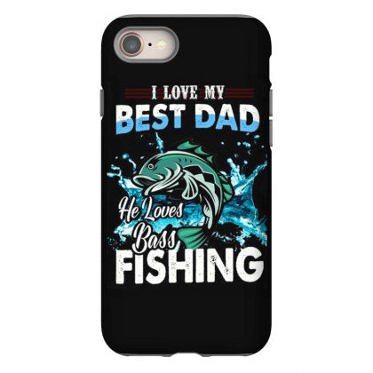 best dad fishing iphone 8 hoesjes
