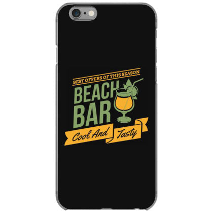 best offers of the season beach bar cool and tasty iphone 6 6s hoesjes