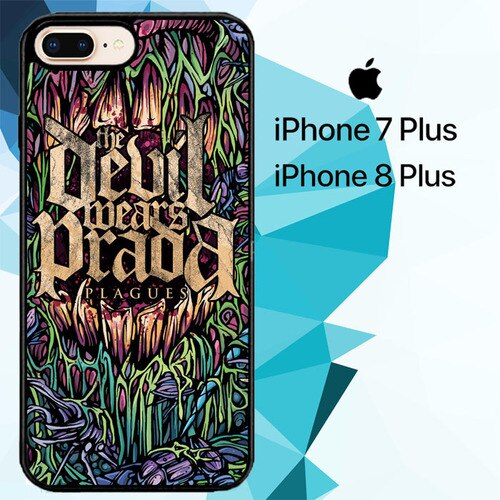 The Devil Wears Prada hoesjes iPhone 7 Plus , iPhone 8 Plus