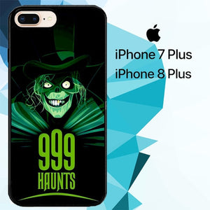 Haunted Mansion Sinful hoesjes iPhone 7 Plus , iPhone 8 Plus